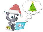 Christmas blogger sm