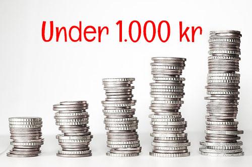Under1000kr