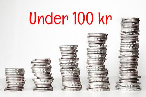 Under100kr