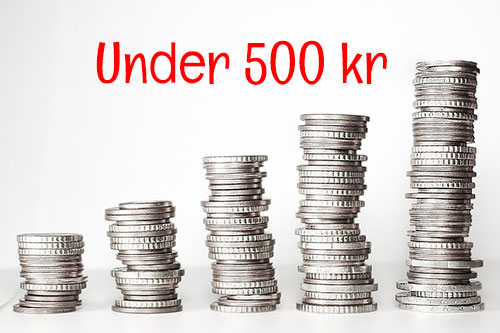Under500kr