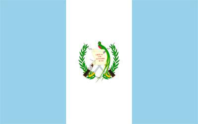 Guatemalas flagga