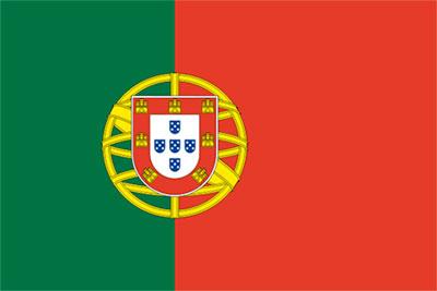 Portugals flagga