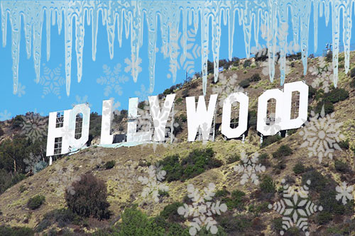 Julfilmer hollywood