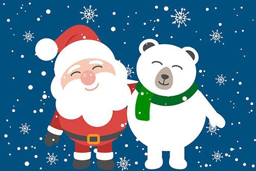 Julfilmer tecknat