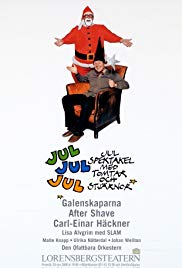 Movie after shave och galenskaparna jul jul jul