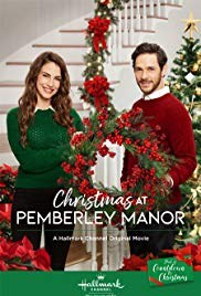 Movie christmas at pemberley manor