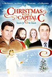 Movie christmas with a capital c