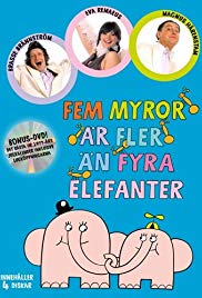 Movie fem myror ar fler an fyra elefanter