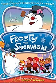 Movie frosty the snowman