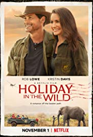 Movie holiday in the wild