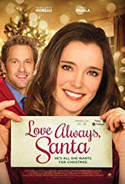 Movie love always santa