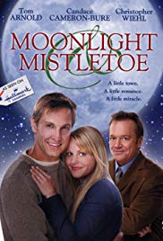 Movie moonlight and mistletoe