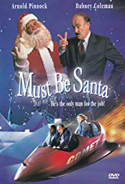 Movie must be santa