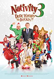 Movie nativity 3 dude where s my donkey