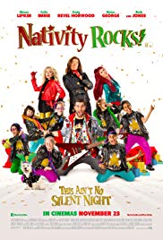 Movie nativity rocks this ain t no silent night