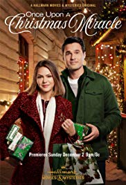 Movie once upon a christmas miracle