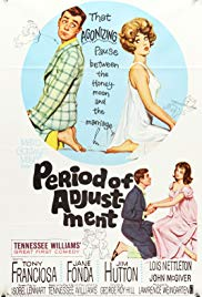Movie period of adjustment