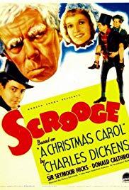 Movie scrooge