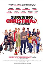 Movie surviving christmas with the relatives