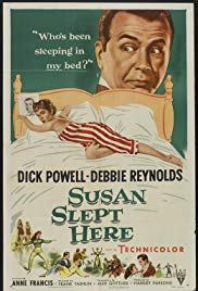 Movie susan slept here