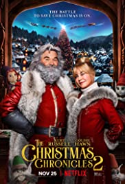 Movie the christmas chronicles 2