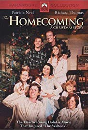 Movie the homecoming a christmas story