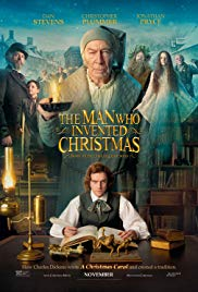 Movie the man who invented christmas