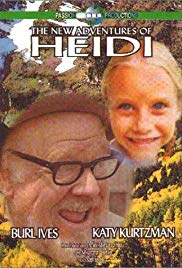 Movie the new adventures of heidi