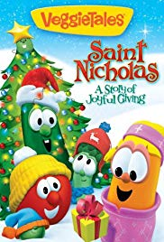 Movie veggietales saint nicholas a story of joyful giving