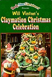 Movie will vinton s a claymation christmas celebration