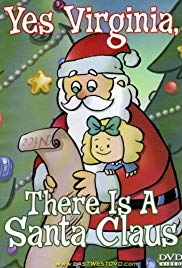 Movie yes virginia there is a santa claus