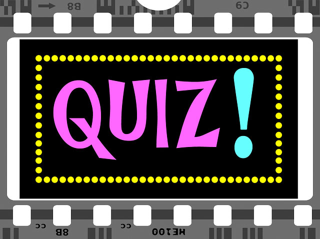 Julfilm quiz