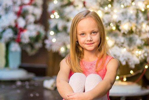 Julmusik barn