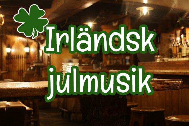 Julmusik irlandsk