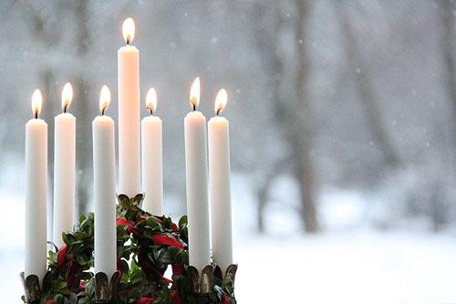 Julmusik lucia