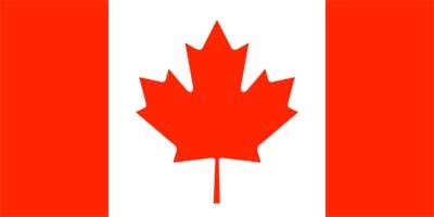Kanadas flagga