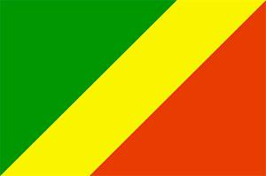 Kongos flagga