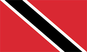 Trinidad och tobagos flagga
