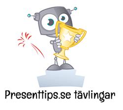 Presenttips tävlingar
